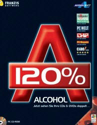 alcohol 120 1.95 build 2802